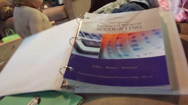 USED College Textbooks - $15