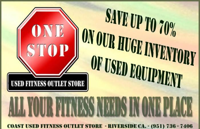 Used Fitness & Gym Equipment For Sale