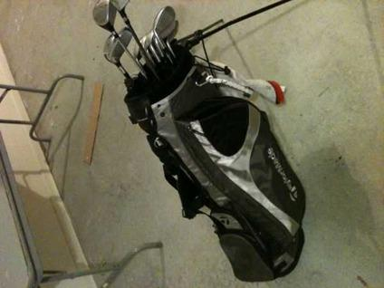 Used Golf Clubs And Bag For In Hartford Connecticut