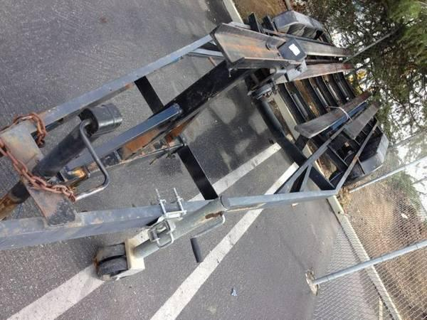 USED HEAVY DUTY BOAT TRAILER FOR SALE!! - for Sale in ...