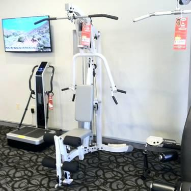 Used Hoist 880 Multi Function Gym Home Fitness System