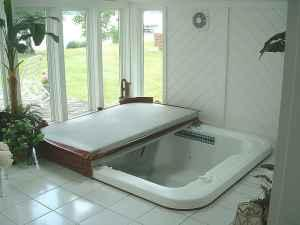 Used hot springs jacuzzi hot tub tulsa near i 44 and Hot tubs tulsa