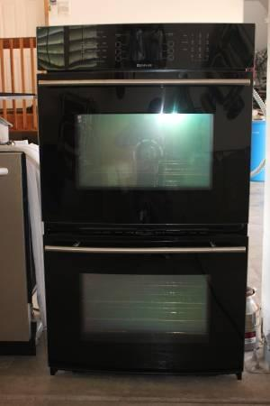 Used Jenn Air Double Wall Oven W Convection For Sale In