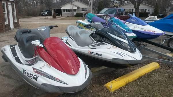Cheap Used Jet Skis For Sale >> Used Jet Ski Pwc Waverunner Sale Many To Choose From For Sale