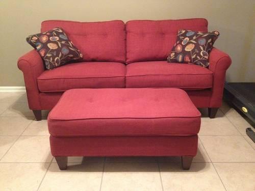 Used La Z Boy Laurel Sofa And Ottoman