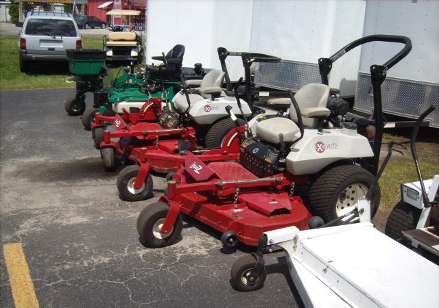 Used Lawn Mowers and Sprayer (Bradenton)