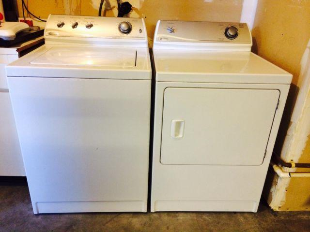 Used Maytag Washer And Dryer For Sale In Fremont