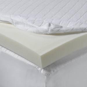 Used Memory Foam Pillow And Mattress Topper Killeen