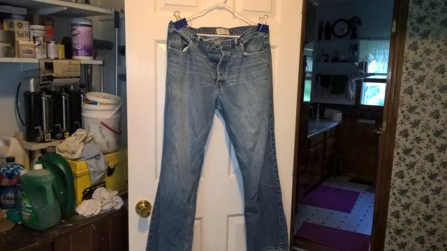 used mens american eagle outfitters jeans size 33X32