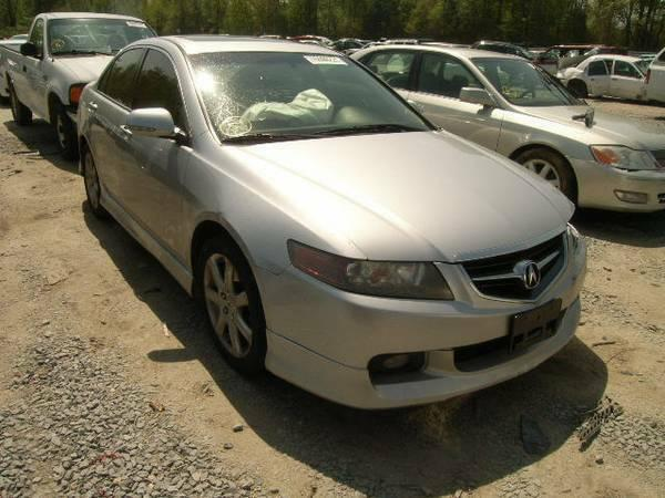 USED OEM ACURA TSX PARTS KA TRUNK DOORS AIRBAGS BUMPERS NAVI For - Acura tsx parts