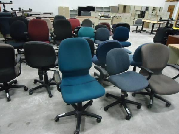 Used Office Chair Office Furniture Task Chair For Sale In Houston