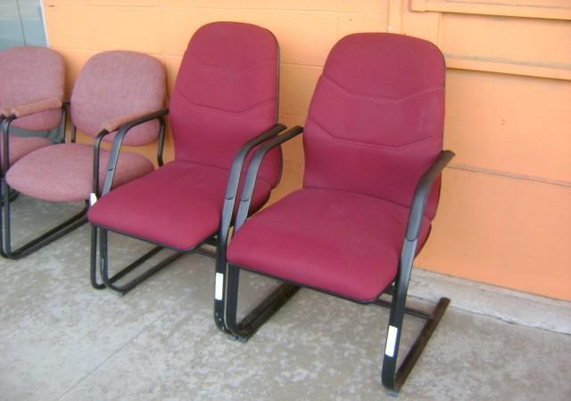 Used Office Chair Waiting Room Chairs Guest