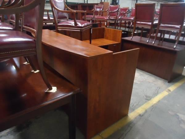 Used Office Furniture Reception Desk Front Desk For Sale