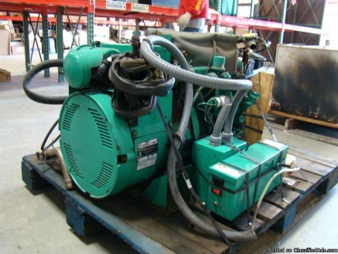 Rv Diesel Generator >> Used Onan 8 0 Kw Rv Genset Diesel Generator For Sale For Sale In