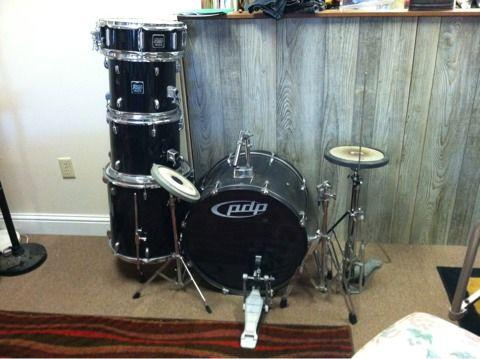 Used Pdp Ez Series Drums For Sale In Mobile Alabama