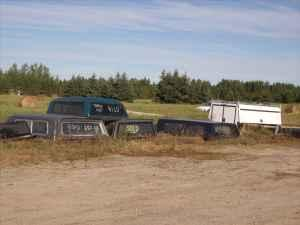 USED PICK UP TOPPERS (BEMIDJI, MN)