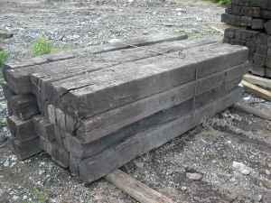 Used Railroad Ties/Landscape Ties (Canonsburg/Peters) for Sale in