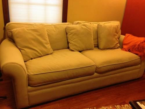 Used Room And Board Sofa Loveseat Ottoman For Sale In
