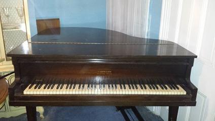 Used Secondhand Baby Grand Piano - C.J. Heppe & Son