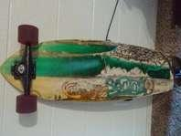 Used Sector 9 Long board.