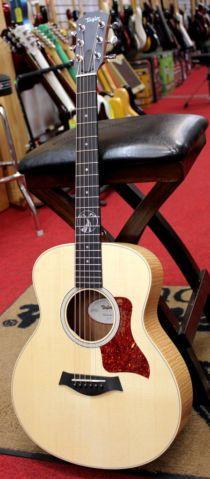 used taylor limited edition gs mini holden village acoustic guitar for sale in glen park new. Black Bedroom Furniture Sets. Home Design Ideas