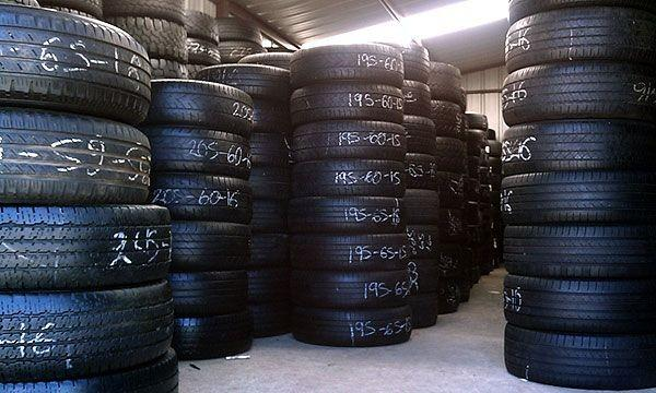 used tires and wheel repair