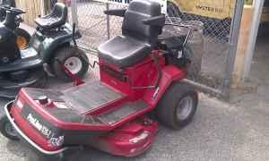 Used Toro Proline 620 Z Commercial Mower Carpenters Saw
