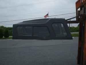 USED TRUCK CAP- FORD RANGER - $400 (CAR-MIC TRUCK CAPS)
