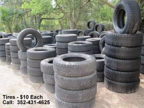 Used Truck Tires -This Weekend ONLY - $10 Each (16s,