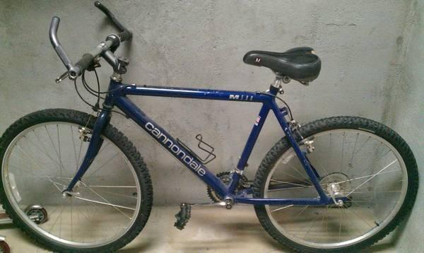 used Vintage Cannondale M500 Mountain Bike