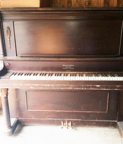Used Weser Bros Piano For Sale In Ellensburg Washington Classified