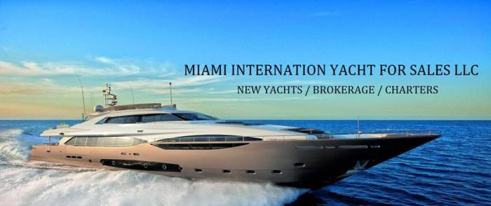 Used Yacht For Sale in Miami! Book Your Quote Today