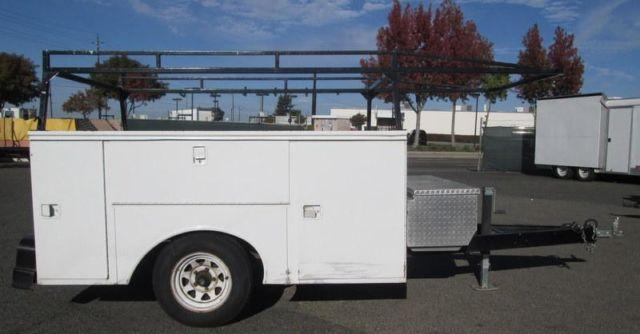 Utility Box Trailer For Sale In North Highlands