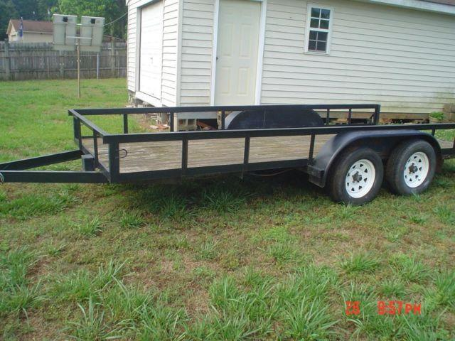 utility trailer for sale in anderson south carolina classified. Black Bedroom Furniture Sets. Home Design Ideas