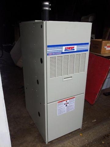 Utilized Heil 92 High Efficiency Gas Furnace Home Or