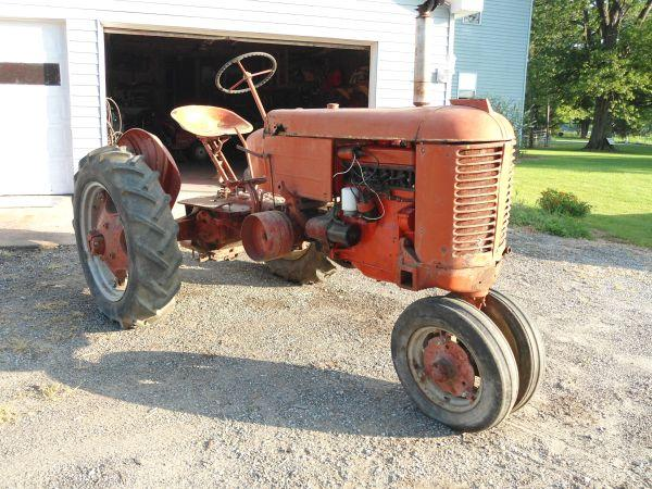 Case Vac Parts : Vac case tractor middletown for sale in muncie