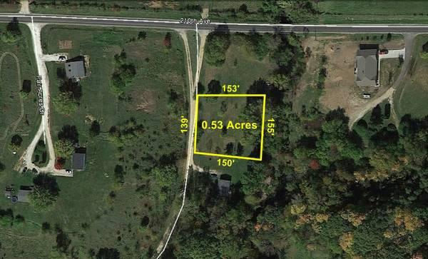 Vacant Building Lot - 23,000 sq.ft. or 0.53 miles