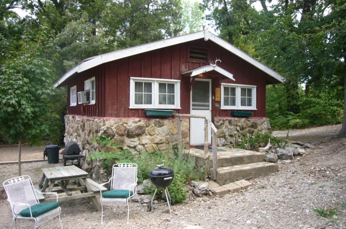 Vacation Cottages in Bull Shoals Arkansas