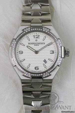 Vacheron Constantin Overseas - 34mm Stainless Steel