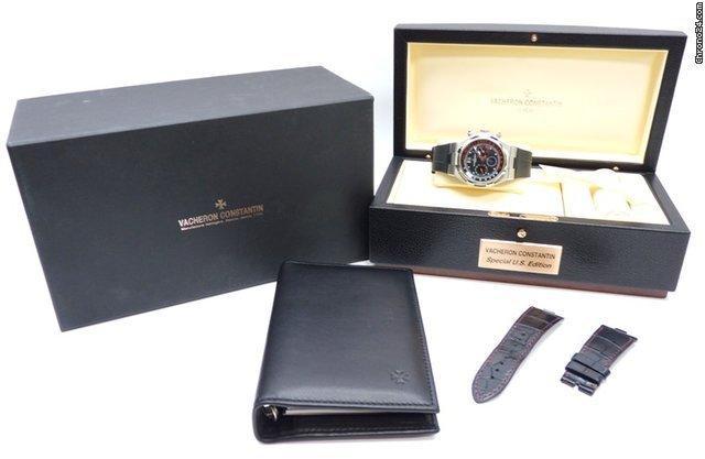 Vacheron Constantin Overseas Special US Limited Edition