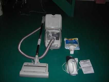 Vacuum by Sears Kenmore & A Dustbuster
