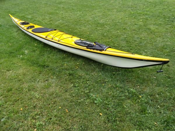 VALLEY Aquanaut Sea Kayak