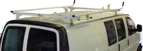 Van, Minivan, SUVs Aluminum Ladder Racks - Van Window