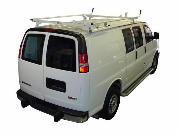 Van Shelving, Ladder Racks, Safety Partitions