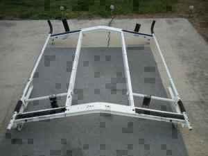 Van Universal Ladder Equipment Rack Lumberton Nc For