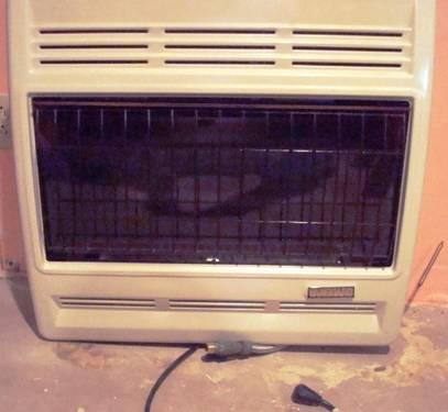 Vanguard 15 30 00 Btu Propane Vent Free Space Heater For