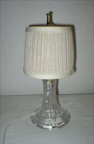 Vanity Desk Lamp : Vanity Lamp / Small Table Lamp - Vintage Depression Glass for Sale in Mesa, Arizona Classified ...