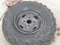 various ATV tires and rims