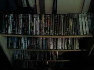 Various dvds (22407)