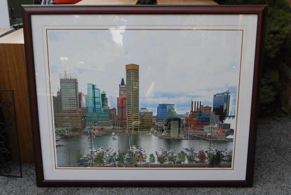 Various photos of places in maryland - $69